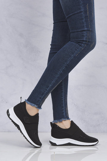 Womens Velcro Trainers, Buy Online from
