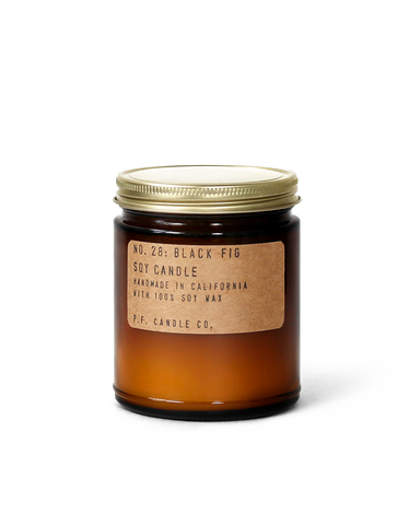 P.F. Candle Co. - Black Fig - 7.2 oz Standard Soy Candle