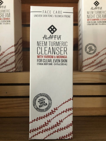 Neem Facial Cleanser