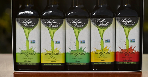 BellaVado Avocado Oil Gift Set
