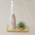 Small Natural Candleholder Vase