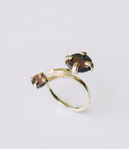 Shell Wrap Ring