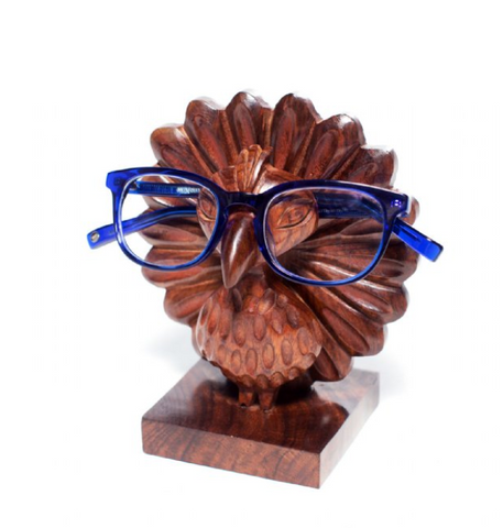 Bird Eyeglass Holder