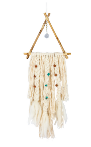 Little Teepee Dreamcatcher