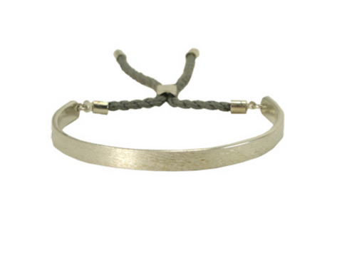 Tethered Bangle Bracelet