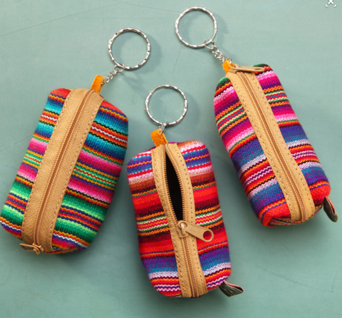 Carryall Keychain Pouch