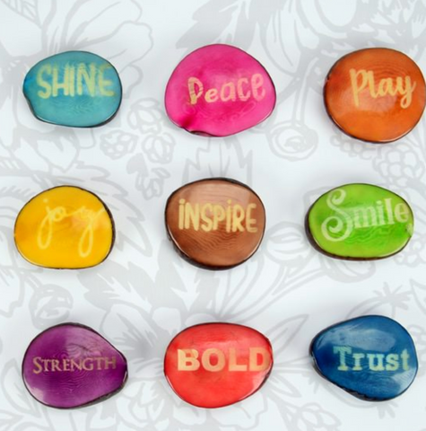 Tagua Words of Wisdom