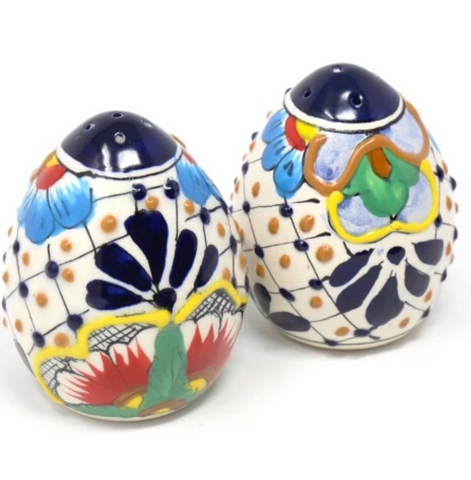 Encantada Salt & Pepper Shakers