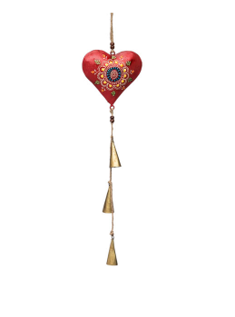 Henna Treasure Bell Chime