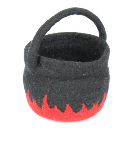 Felt Cauldron