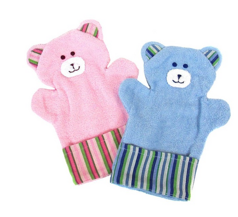 Animal Washcloth