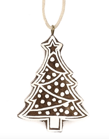 Christmas Tree Hima Bindu Ornament