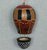 Up Up & Away Gourd Ornament