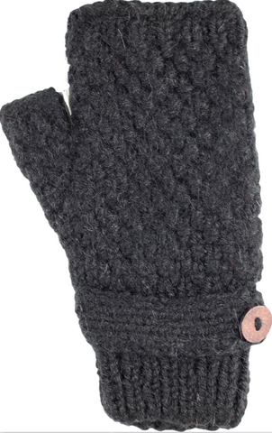 Knit Wrist Warmer Gloves