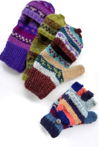 Fingerless Glove/Mittens