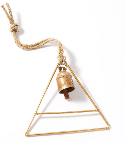 Air Element Triangle Bell Chime