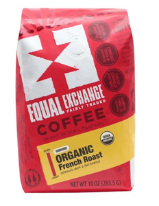 Organic French Roast Whole Bean Coffee-10oz