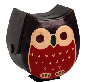 Mini Owl Piggy Bank