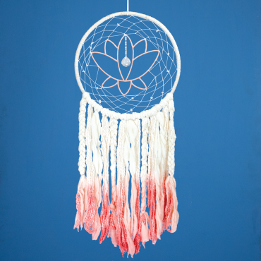 Lotus Dreamcatcher