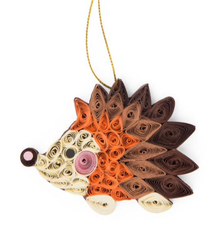 Quilled Hedgehog