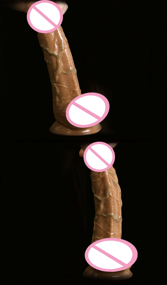 huge dick realistic vibrating dildo with suction cup and swinging features. - Sex toys  Huge dick anal Plugs XnxxToys.com