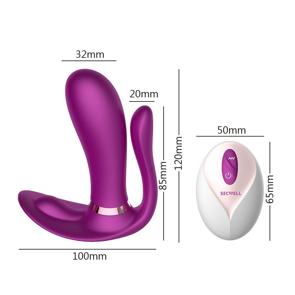 Heating Dildo Vibrating Panties Anal Stimulator. - Sex toys  Huge dick anal Plugs XnxxToys.com