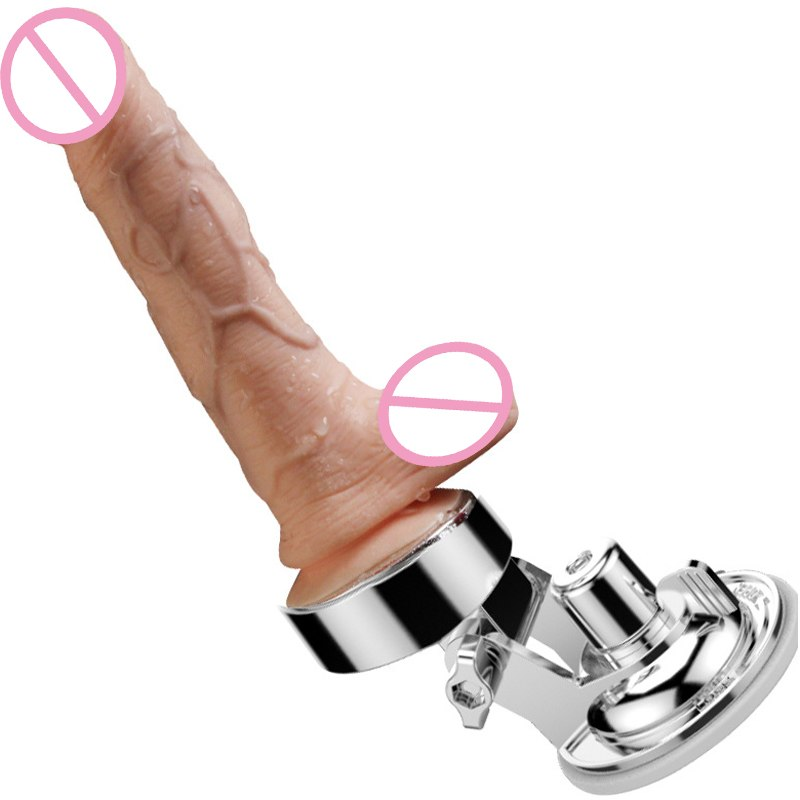 Telescopic Heated Dildos Super Soft Dildo Realistic Hands-Free Suction Cup Automatic. - Sex toys  Huge dick anal Plugs XnxxToys.com