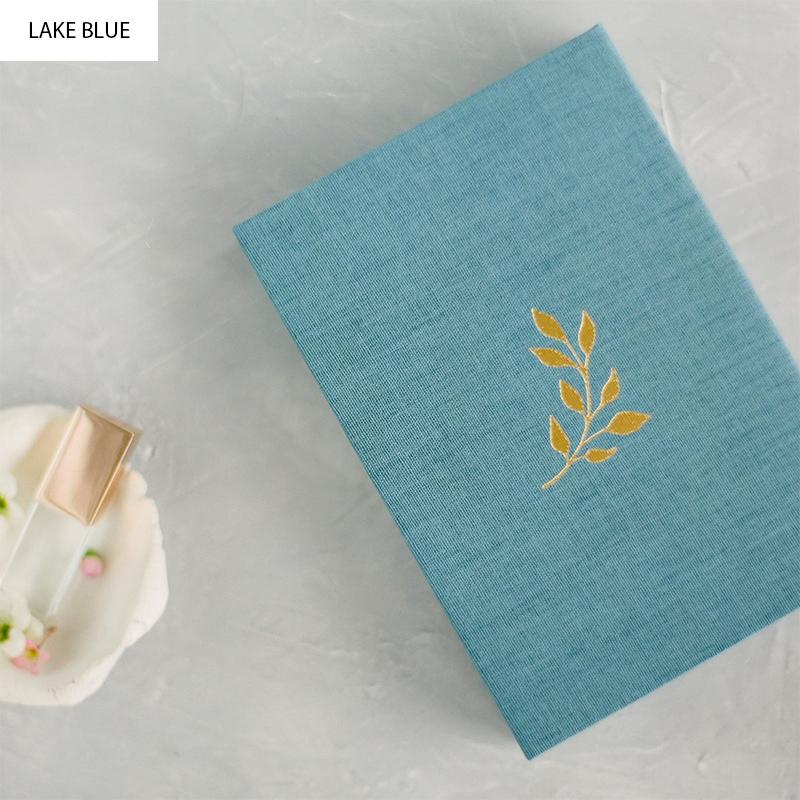 Custom Linen USB Box