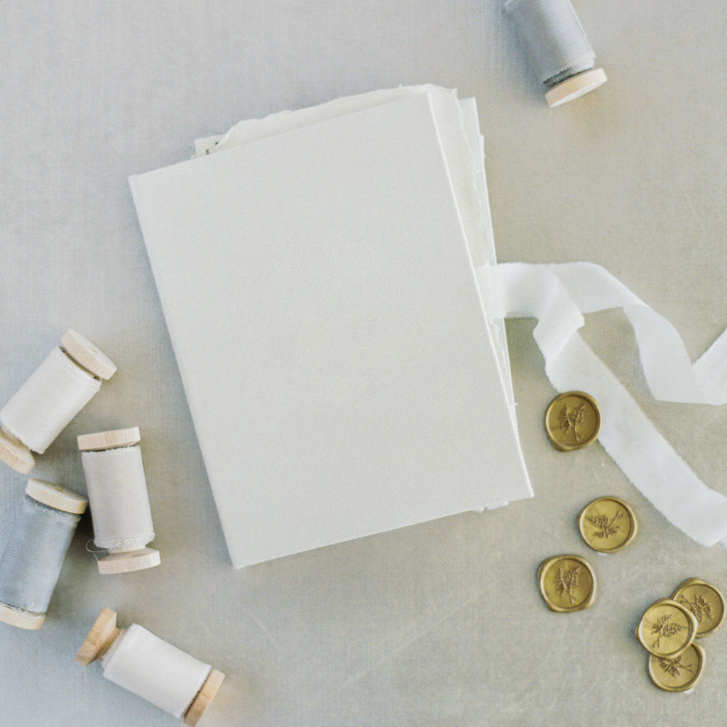 Linen Invitation Folio