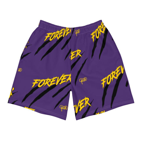 """Sliced"" Shorts LSU Edition"