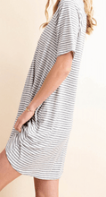 Jessie T-shirt Dress