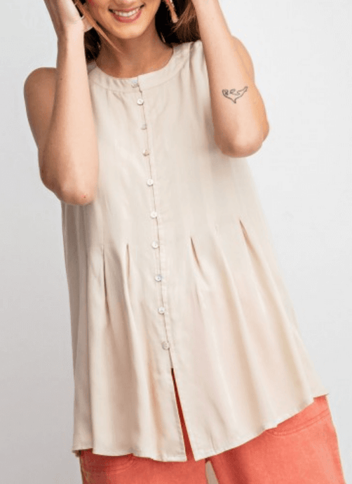 Adele Tunic Blouse