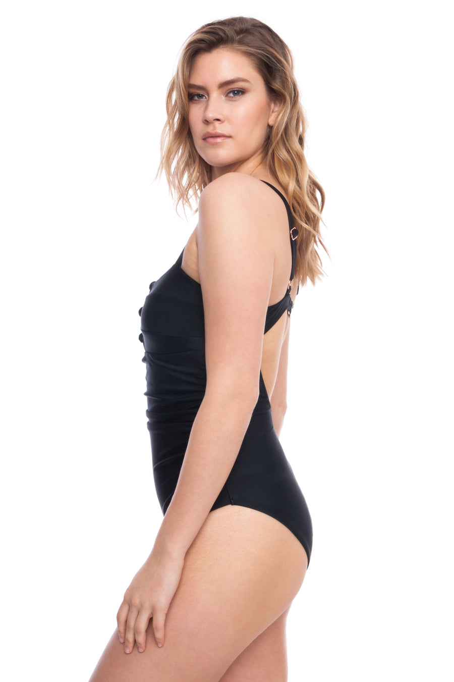 The Sabrina Knot One Piece Swimsuit