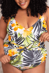 One Piece Plus Size | Samantha Swimsuit