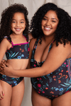 Mommy Daughter Swimwear