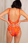 Coral Eco Friendly One Piece for Women