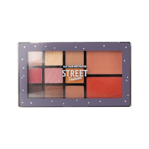 Etude House Play Color Multi palette#Street Fashion