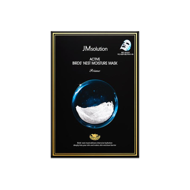 JM Solution Active Birds' Nest Moisture Mask [BOX]