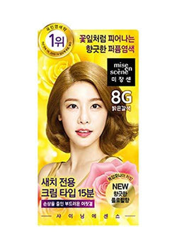 Mise-en-scene Shining Essence 8G Light Brown