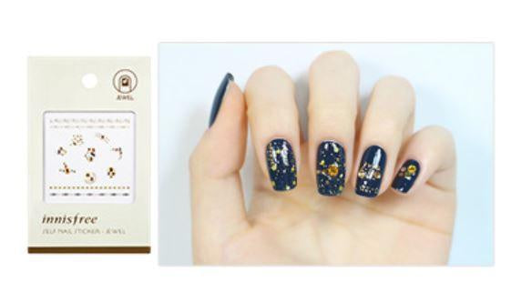 Innisfree Self Nail Sticker - Jewel 11