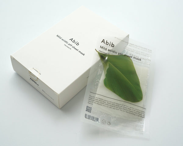 [Abib] Weak Acid pH Sheet Mask Eoseongcho Sheet