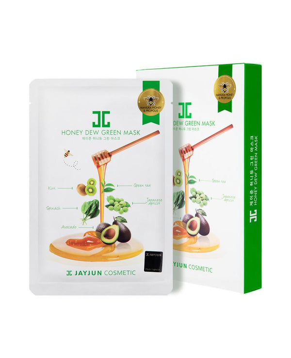 Jayjun Honey Dew Green Mask [BOX]