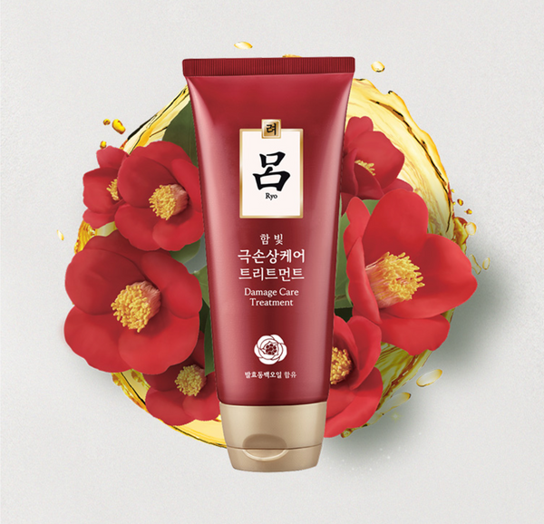 Ryo Damage Care Treatment [SINGLE] 180ml