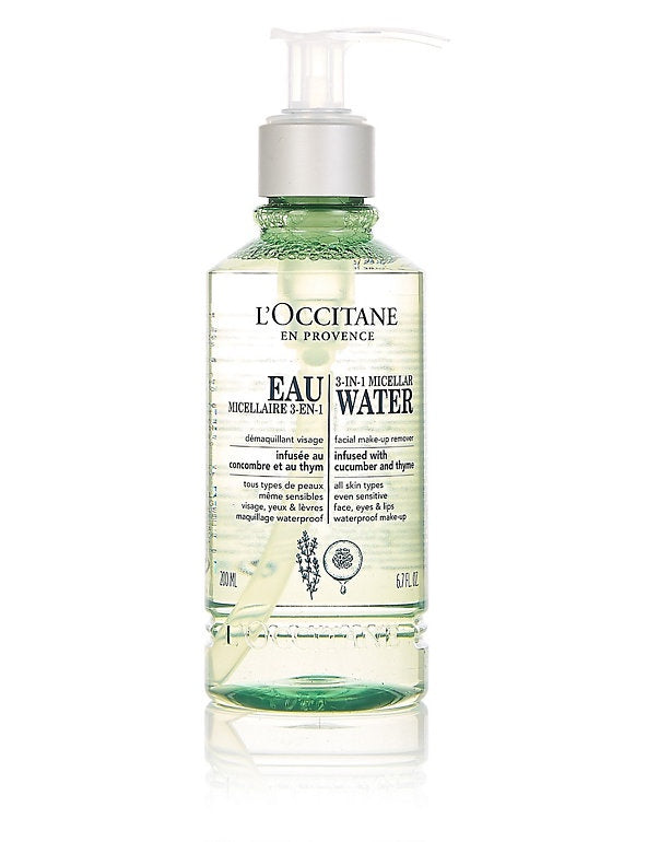 L'Occitane 3-In-1 Micellar Water