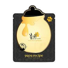 Papa Recipe Bombee Black Honey Mask [Sheet]