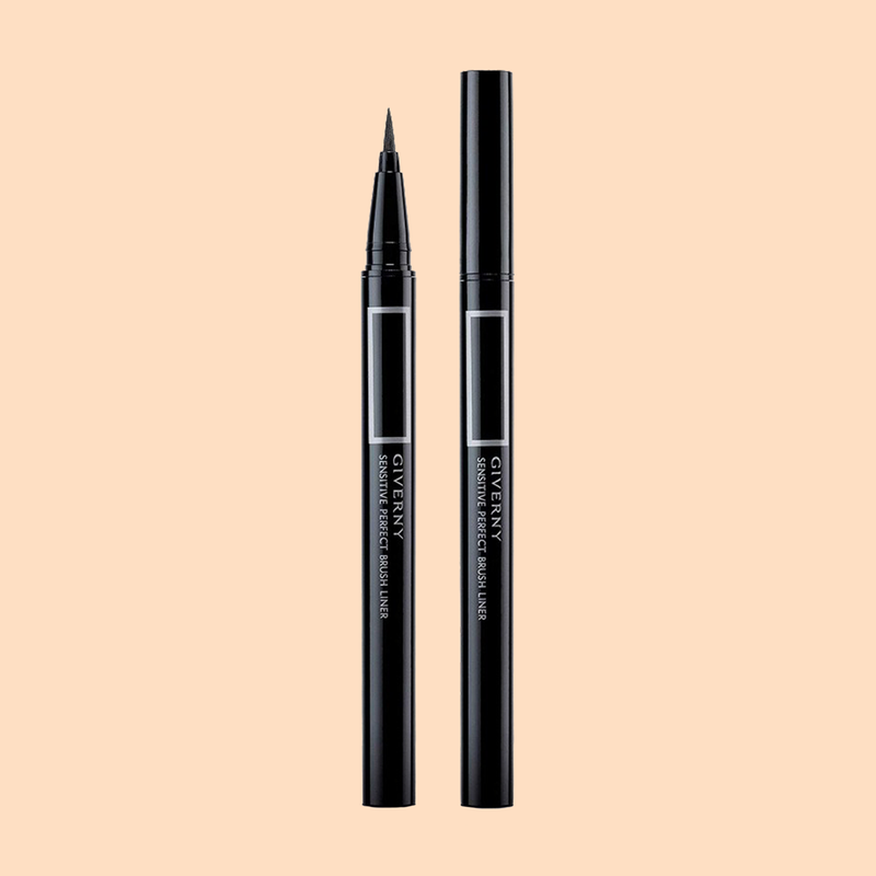 Giverny Sensitive Perfect Brush Liner 01 Real Black