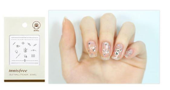 Innisfree Self Nail Sticker - Jewel 4