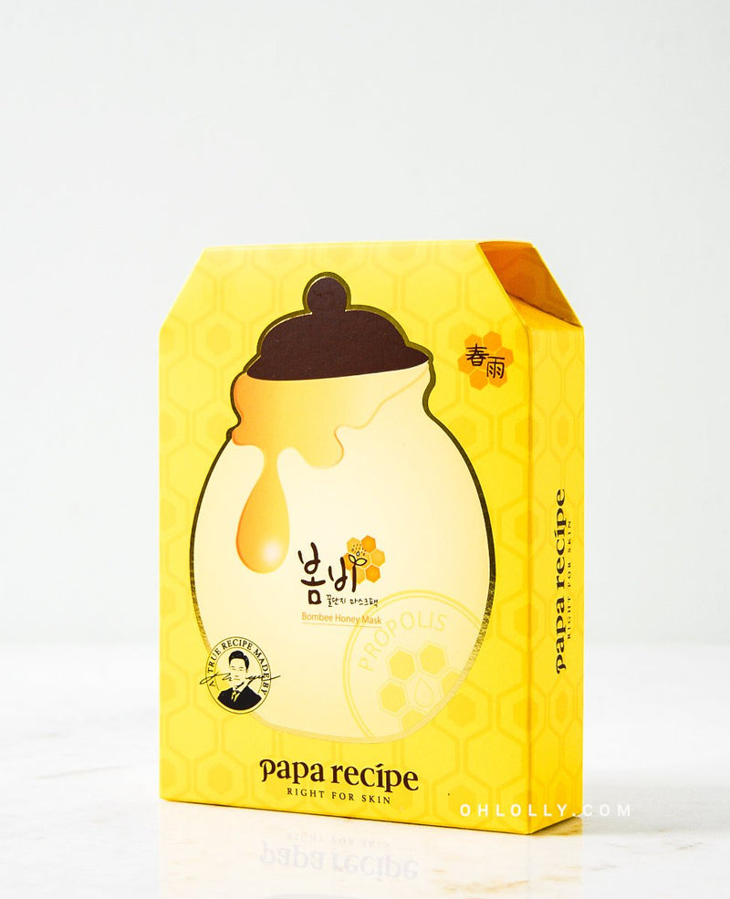 Papa Recipe Bombee Honey Mask [BOX]