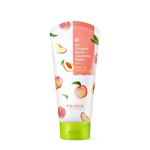 Frudia My Orchard Mochi Cleansing Foam - Peach