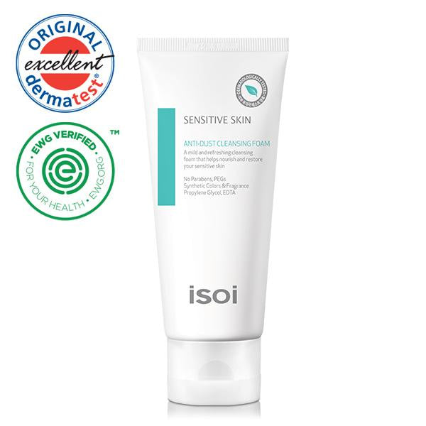 Sensitive Skin Anti-Dust Cleansing Foam